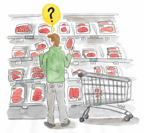 Labels et signes de qualité : au delà des étiquettes