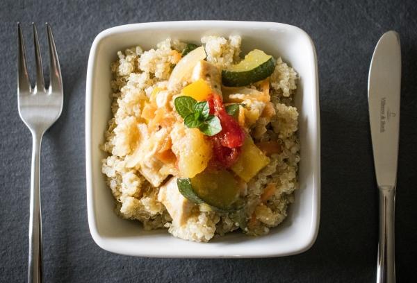 Des plateaux andins à nos assiettes, le voyage controversé du quinoa