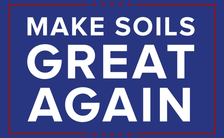 Make soils great again