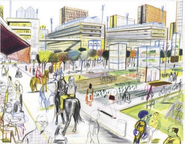 Les villes en quête d'une nouvelle révolution verte