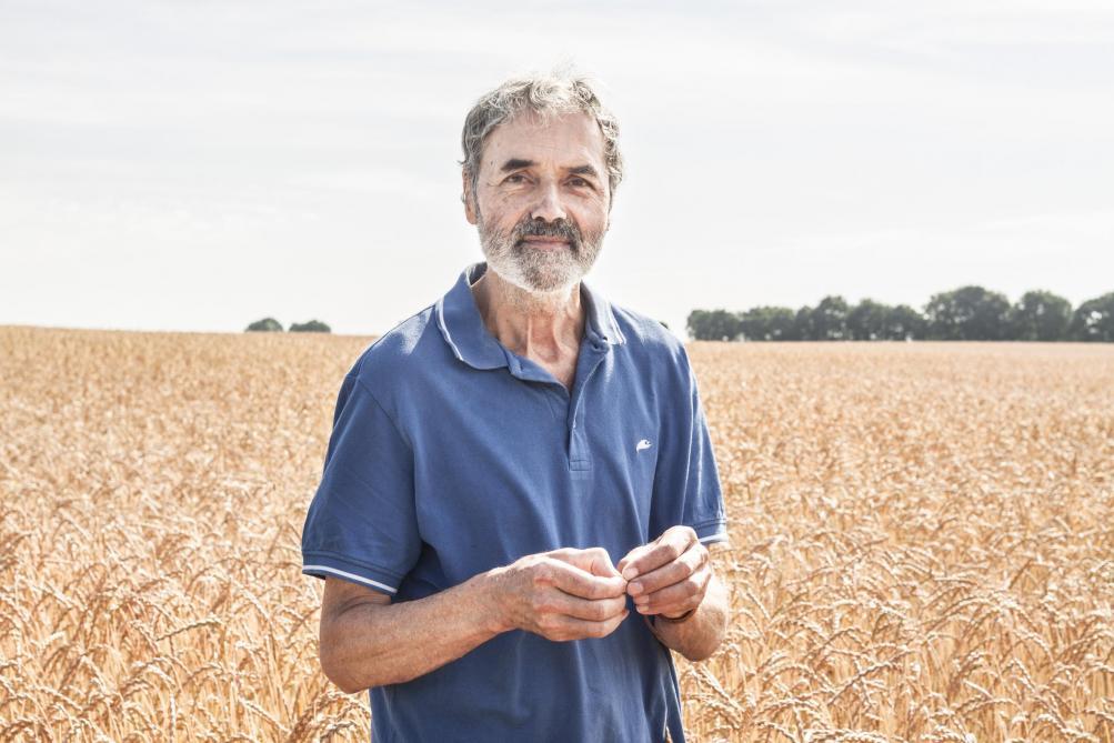 Joseph Pousset : « Faire appel à des mécanismes naturels pour cultiver »