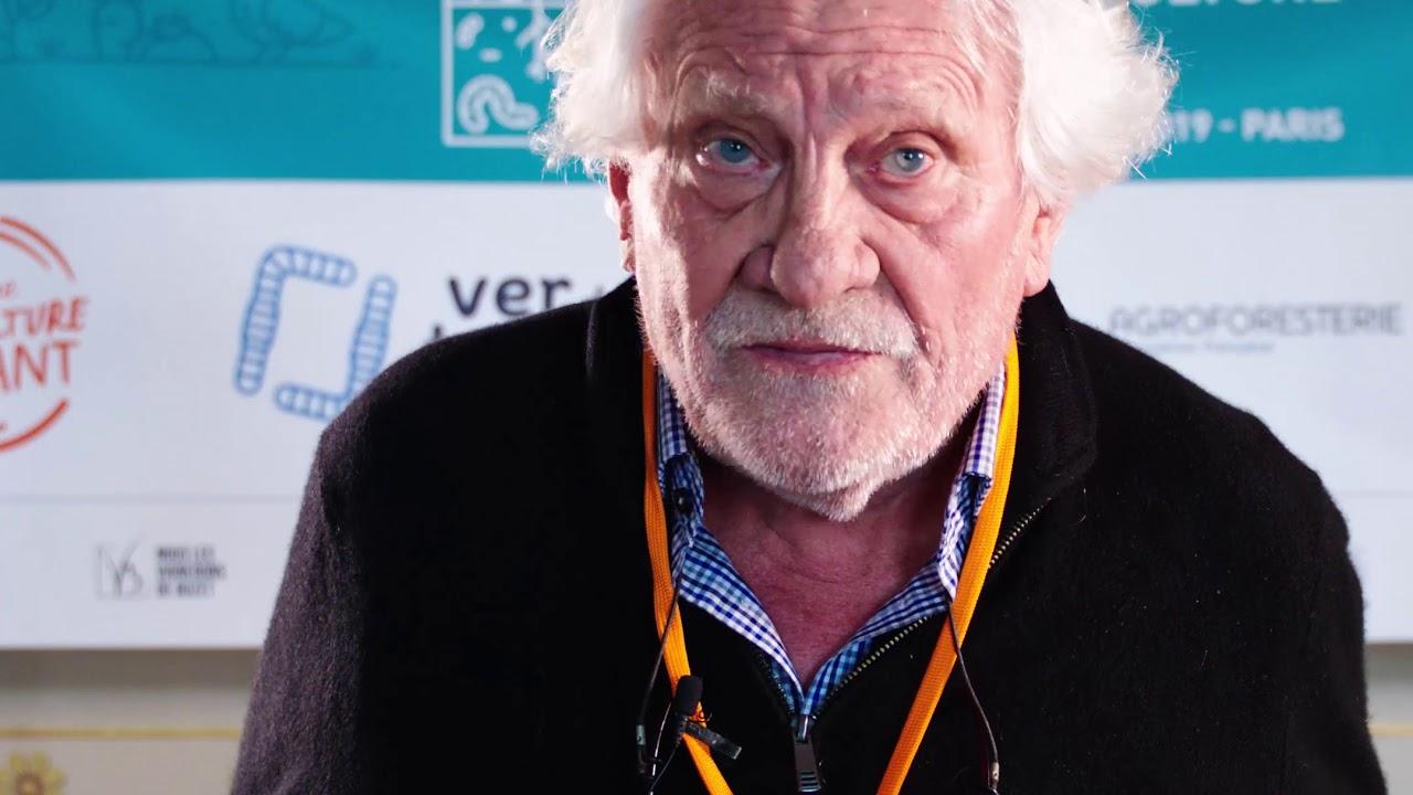 Marcel Bouché : « La connaissance agronomique sur les vers de terre progresse peu »